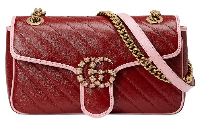 紅色包包推薦Top 10 !LV、Chanel、Celine..色彩心理學家認為「紅色」帶來好人緣!-4