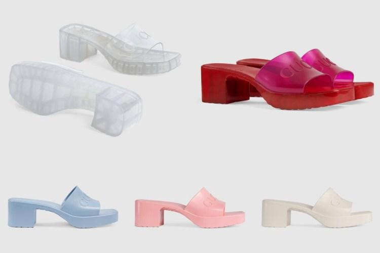 2021精品拖鞋推薦Top5!BV 、Dior、Balenciaga....LV螢光桃紅老花鐵定稱霸梅雨季節-0