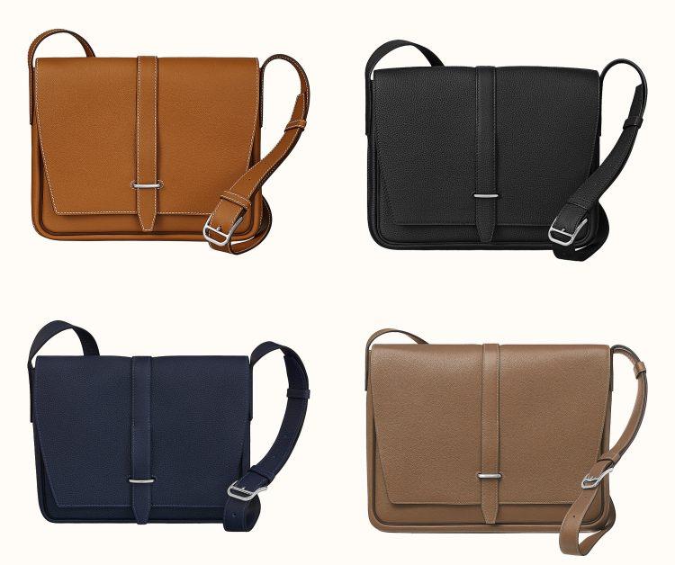 Hermès方包推薦這款!  「Steve Light Junior」 裝得下平板、A4文件,時髦OL穿搭必備-2