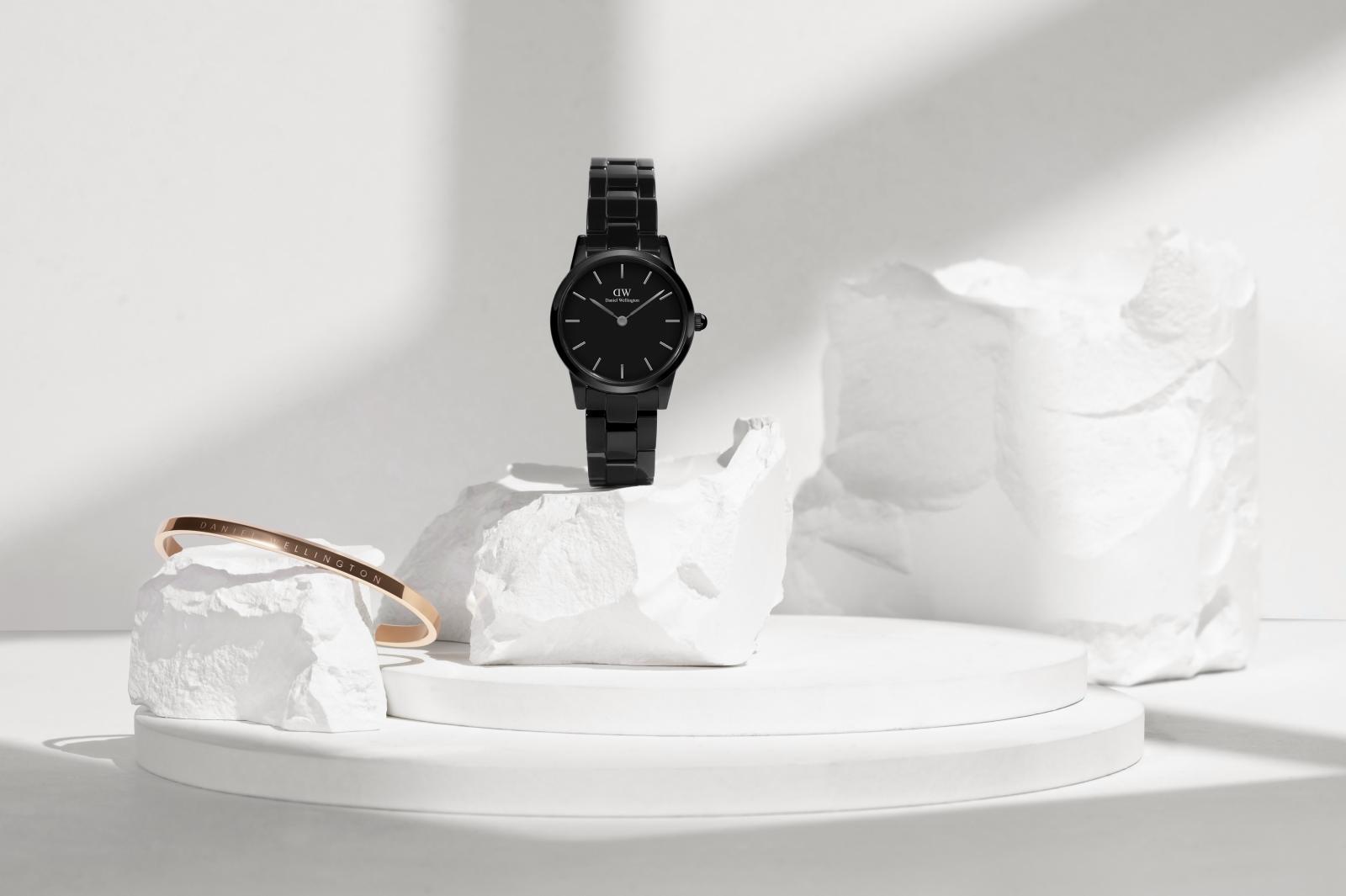 Daniel Wellington手錶范冰冰也愛!女神親戴「陶瓷錶」,全黑百搭、萬元有找!-0