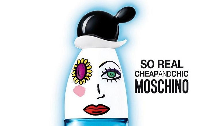 MOSCHINO SO REAL奧莉薇女性淡香水
