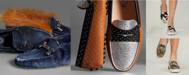 TOD'S 2018春夏女士鞋款