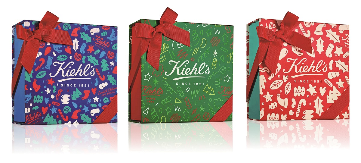Kiehl's X Kate Moross 2017聖誕限量系列禮盒