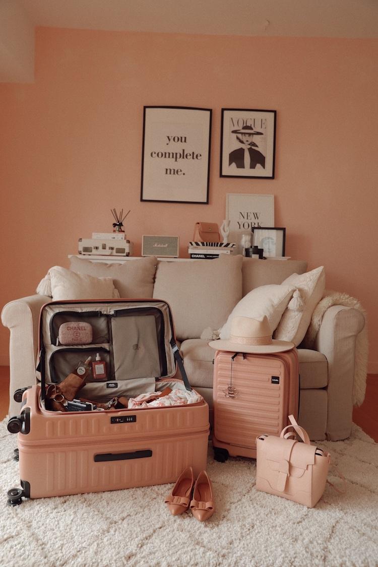 日本行李箱品牌LOJEL真的美翻!輕巧、好推又耐裝,國內小旅行也超適合呀!-0