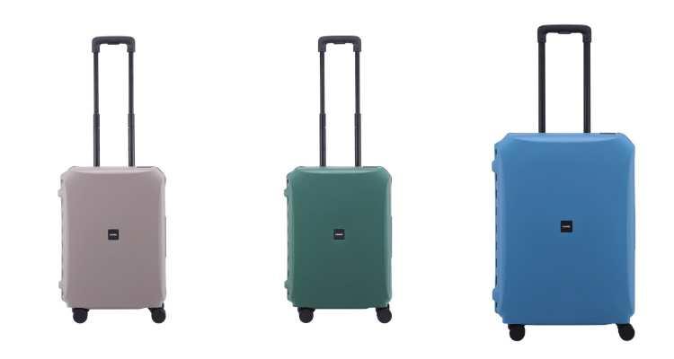 日本行李箱品牌LOJEL真的美翻!輕巧、好推又耐裝,國內小旅行也超適合呀!-4
