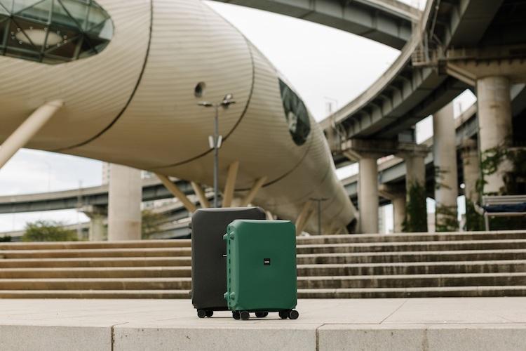 日本行李箱品牌LOJEL真的美翻!輕巧、好推又耐裝,國內小旅行也超適合呀!-3
