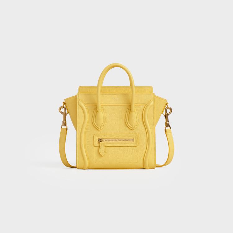 【10Why個為什麼】囧臉包誕生十週年!不街頭、又沒有大Logo,Celine Luggage憑什麼成為女人的最愛-9