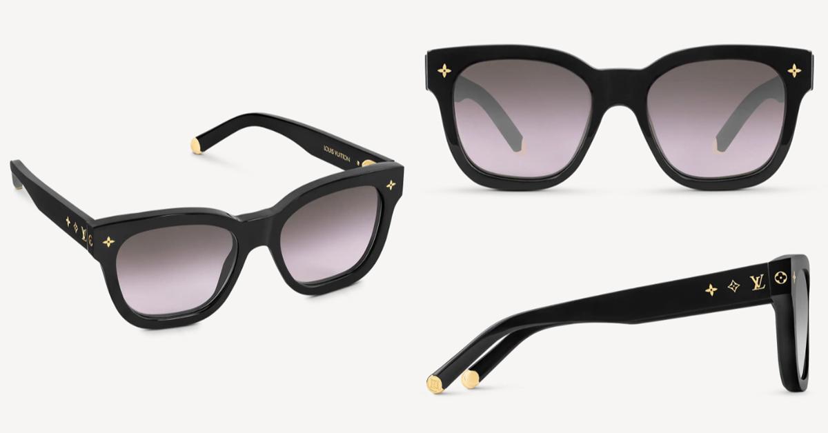 LV太陽眼鏡推薦這5款!防疫保護眼睛必備,「Dunes」復古撞色設計太搶眼-1