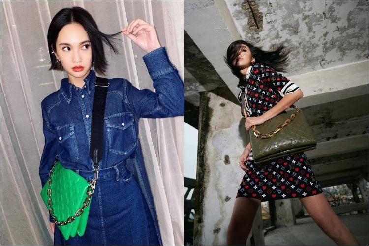 LV台灣線上購物獨賣「迷你枕頭包」 !!3種背法肩帶還能當項鍊,Coussin未上架楊丞琳與Kiwi已搶揹-3