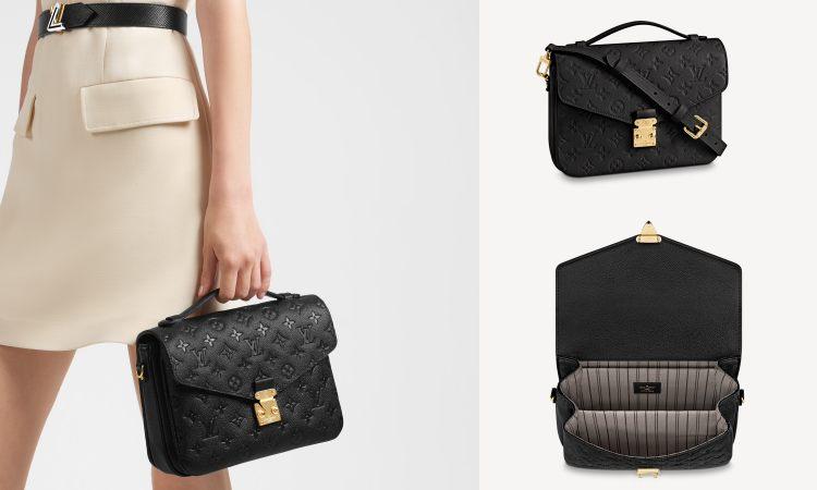 金釦包推薦Top 10 !Dior、LV、Celine、Fendi...第一款精品包怎麼買?關鍵是「黑包配金釦」-1
