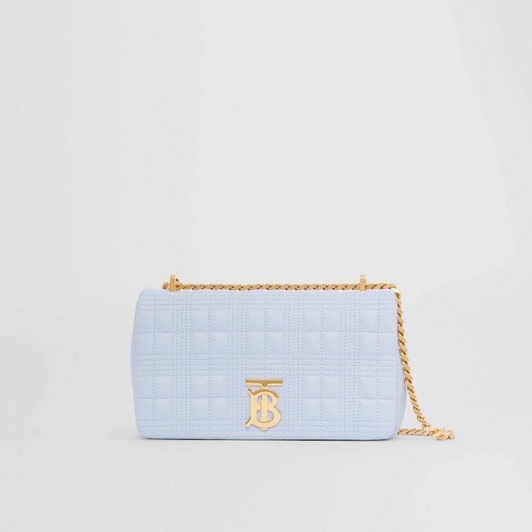 2021包包推薦 「寶寶藍」Top10!LV、Gucci、Celine..BV寬版編織郵差包櫃上很搶手!-7