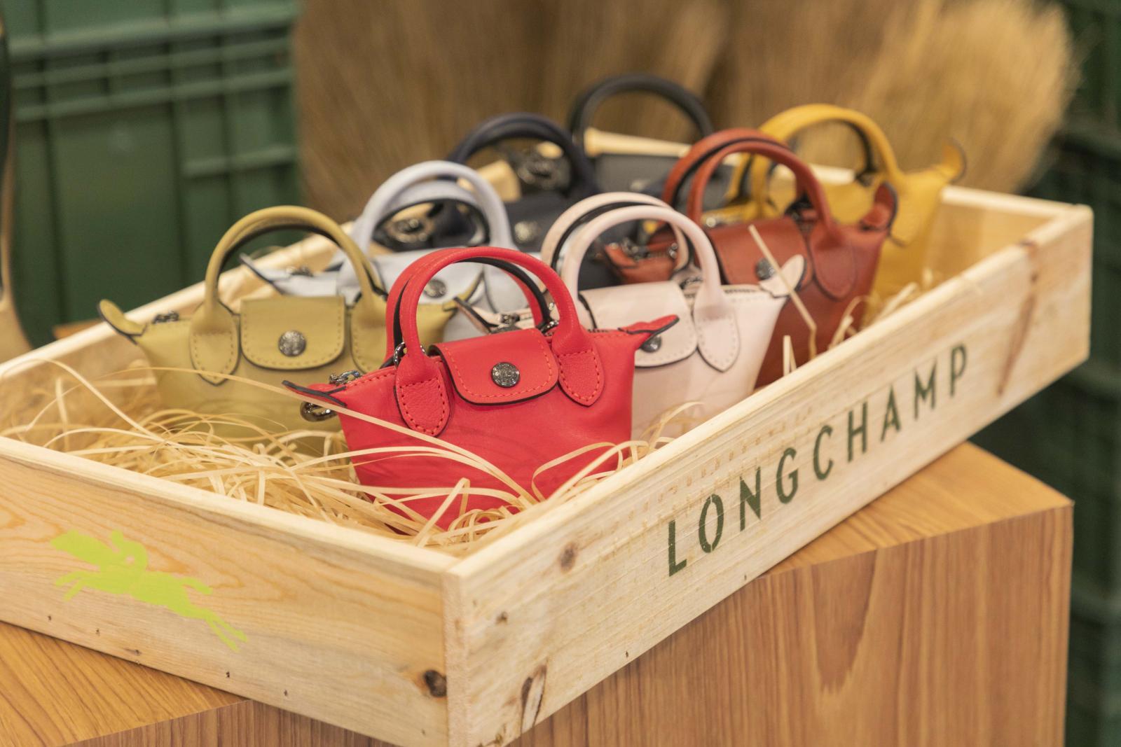 Longchamp春夏包款推薦Top 3!時尚媽咪Melody預告「這款」是2021春夏最愛,新款水餃包竟4千不到-1