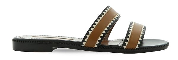 2021春夏7款低跟涼拖鞋!Hermès、Dior、Gucci好走不咬腳,耐看好搭的必敗首選! -3