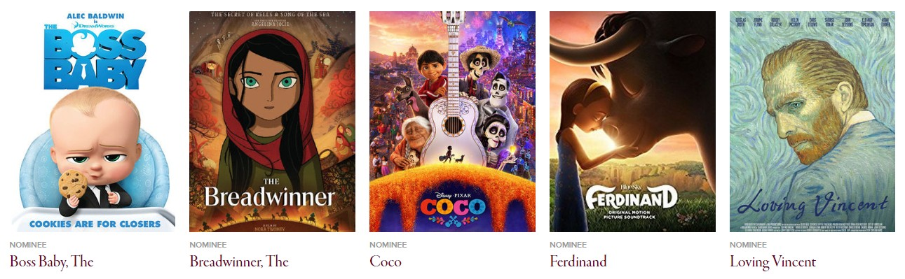 Best Animated Feature Film