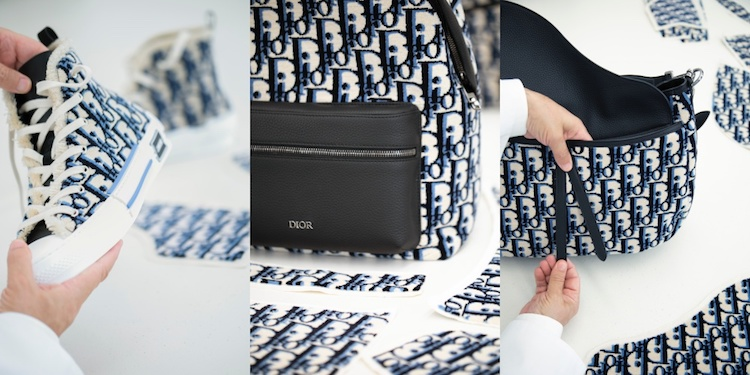 Dior老花馬鞍包太帥氣!不想跟其他女生一樣 ?BLACKPINK 智秀也越界揹起男款包-1