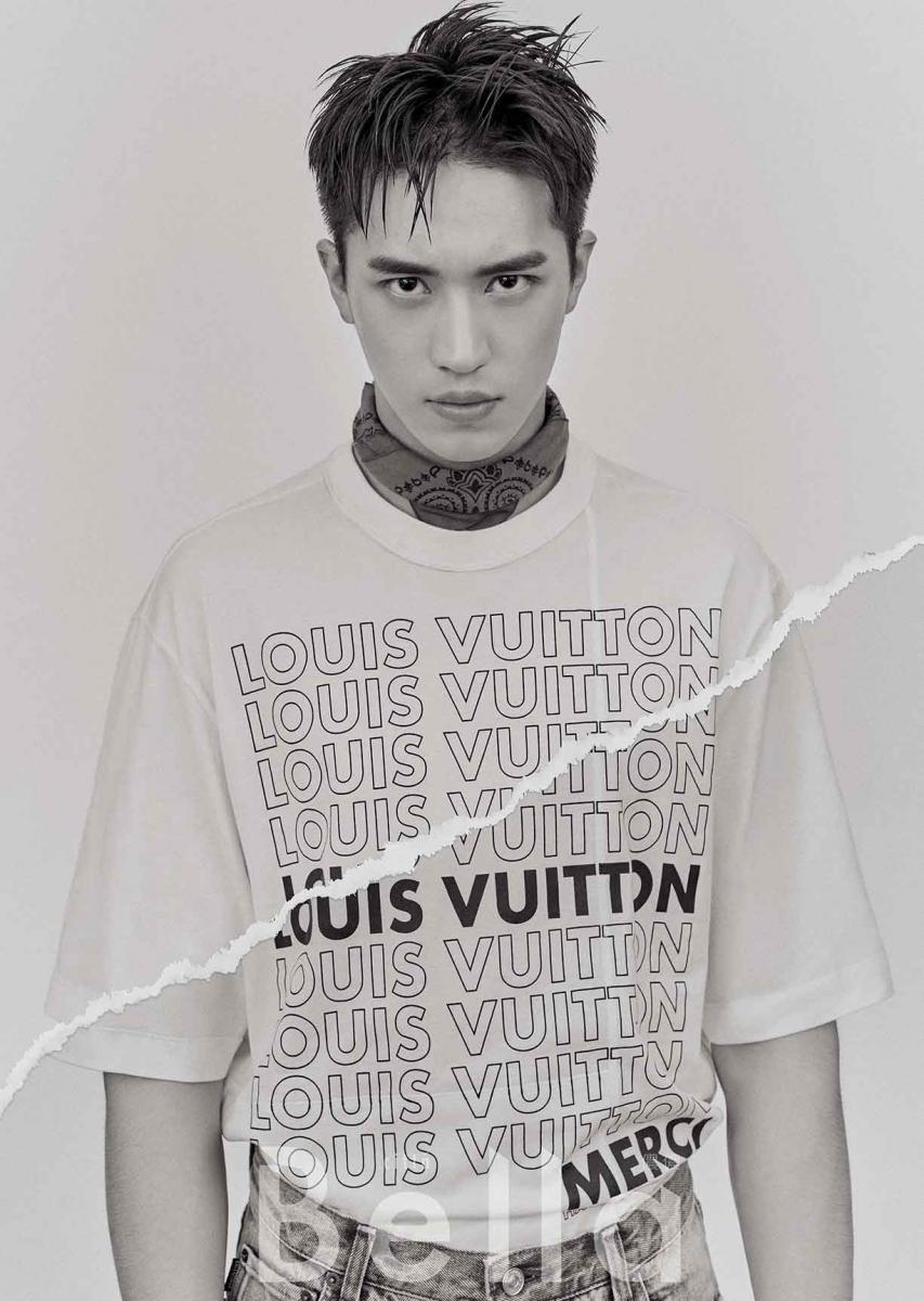 Timmy In Louis Vuitton