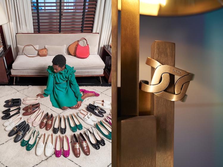 Tod's豆豆鞋請讓位!全新鎖鏈方包、半月包真的太美!加碼推出寬版手環根本是穿搭利器-3