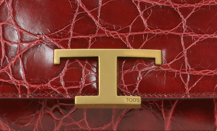 Tod's豆豆鞋沒有它紅?T字Logo包嶄新設計再減齡,大尺寸剛好讓OL裝進筆電-0