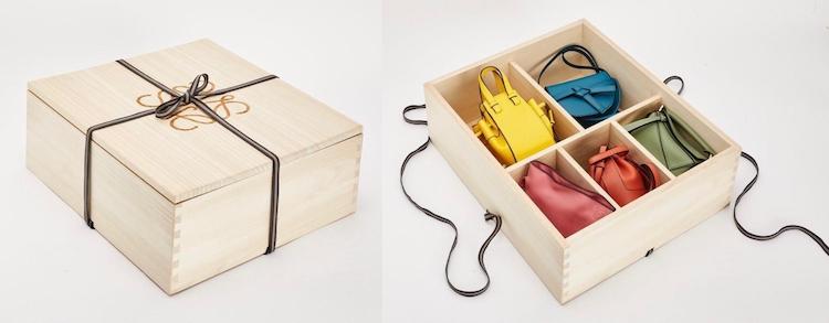 Loewe 包包推薦「經典迷你包」禮物盒!Puzzle、Balloon...5款話題包一次擁有-2