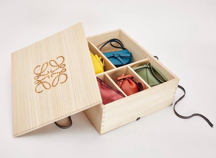 Loewe 包包推薦「經典迷你包」禮物盒!Puzzle、Balloon...5款話題包一次擁有-1