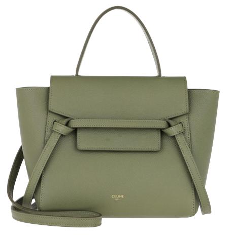 2020秋冬配件「綠」到不行!LV、Dior、Loewe...12款「深山綠」包,顯白度完勝大地色!-6