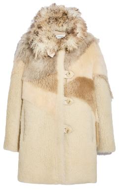 2020秋冬穿搭必備「米色大衣」,LV、Celine、Gucci...10件讓妳優雅出眾-4
