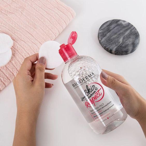 卸妝正確步驟你做對了?專家驚爆4大重點,卸妝水濕敷至少30秒,卸妝油乳化前應多做這一步-0