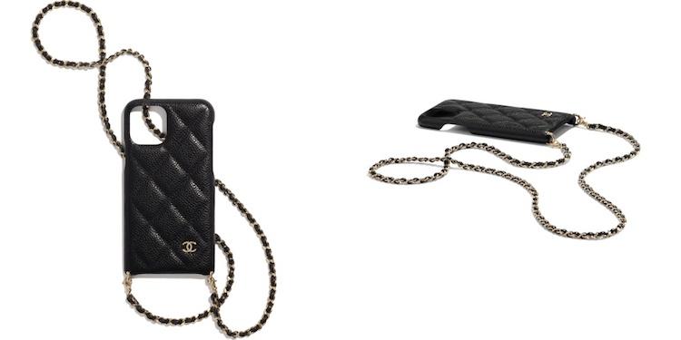Chanel手機配件系列太嗆!iPhone殼、耳機套到手機包,比你的手機更有收藏價值-1