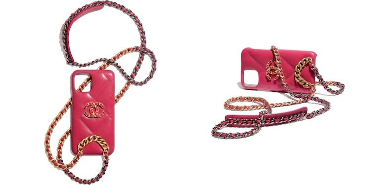 Chanel手機配件系列太嗆!iPhone殼、耳機套到手機包,比你的手機更有收藏價值-0