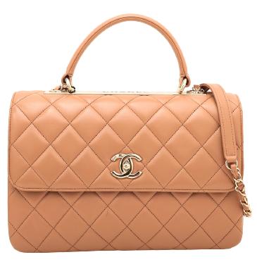 """2020包包推薦""""焦糖奶咖色""""Top 10!Chanel、Dior、Gucci...比黑色更溫柔、米色更百搭!-0"""