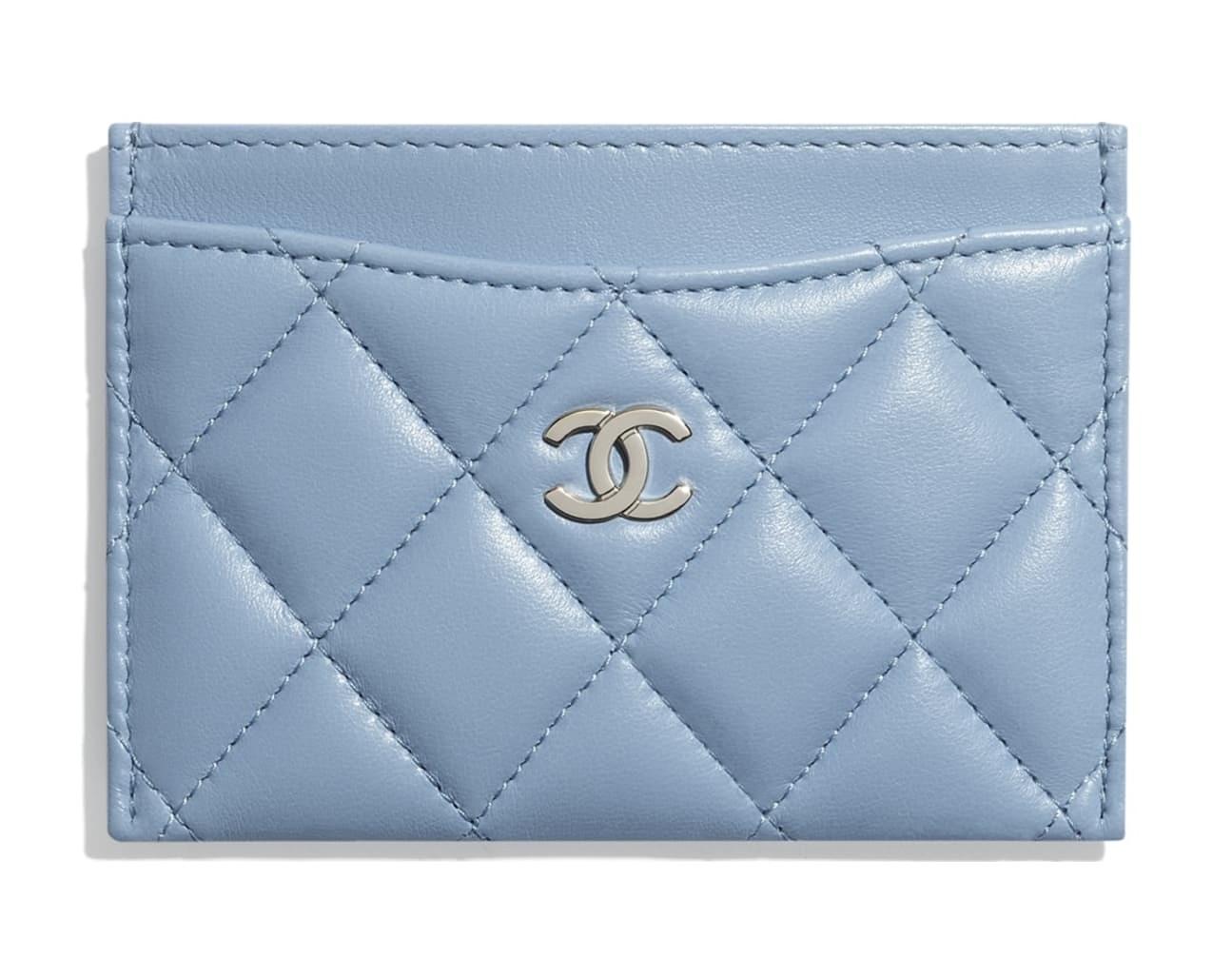 2020卡片夾推薦Top 10!Chanel、LV、Gucci...全部只要花小資女1萬上下! -0