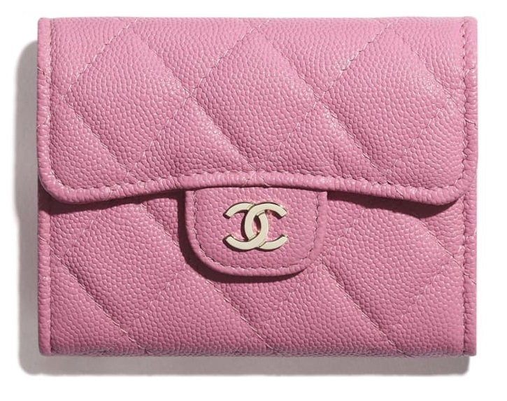 2021皮夾推薦「粉嫩系」Top 10!Chanel、LV、Gucci...Celine Triomphe櫃上詢問度超高!-2