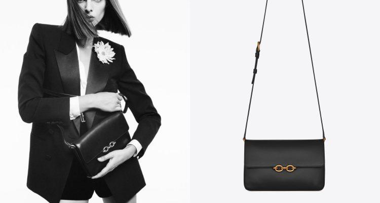 金釦包推薦Top 10 !Dior、LV、Celine、Fendi...第一款精品包怎麼買?關鍵是「黑包配金釦」-9