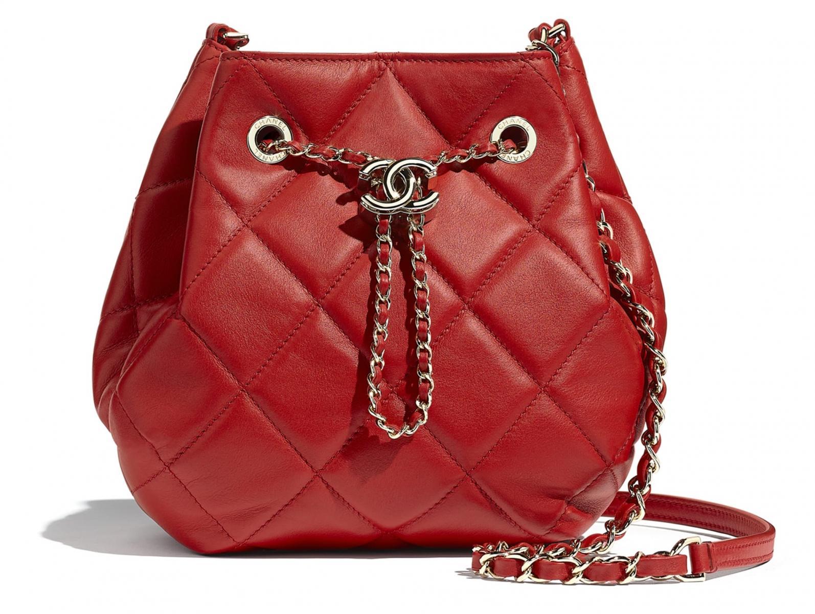 紅色包包推薦Top 10 !LV、Chanel、Celine..色彩心理學家認為「紅色」帶來好人緣!-0