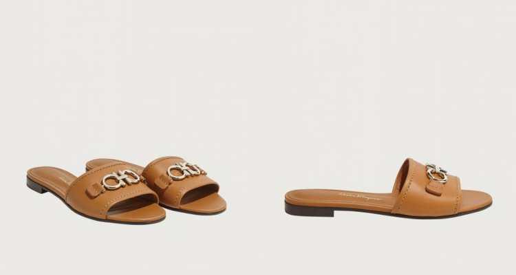 2020拖鞋一定要有大Logo!Chanel、Celine到Dior都狂推,搭配洋裝、短褲、西裝都很合理!-5