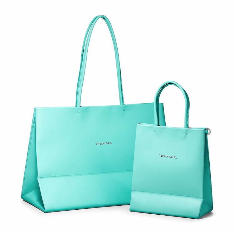 Tiffany購物袋變成包,2020下半年最強IT Bag絕對榜上有名!-1