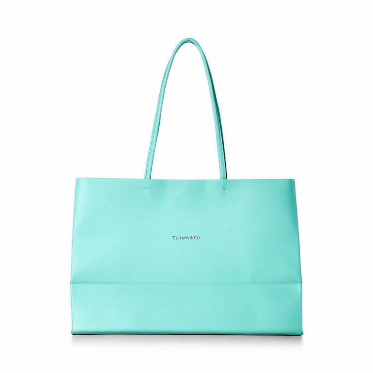 Tiffany購物袋變成包,2020下半年最強IT Bag絕對榜上有名!-2