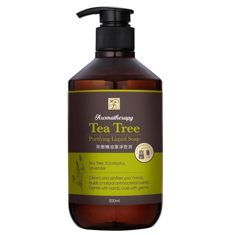洗手乳MIT推薦Top8!美琪風靡台灣近80年 ,歐萊德茶樹洗手慕斯跟自家有機洗髮精一樣讚-7