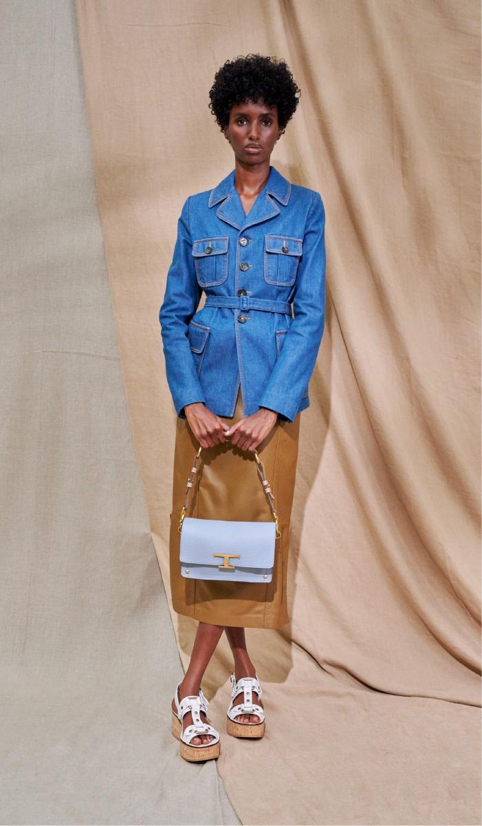 Tod's包包與豆豆鞋搶C位  !「Timeless」、「Shirt Bag」....全新T Logo展現品牌企圖-1