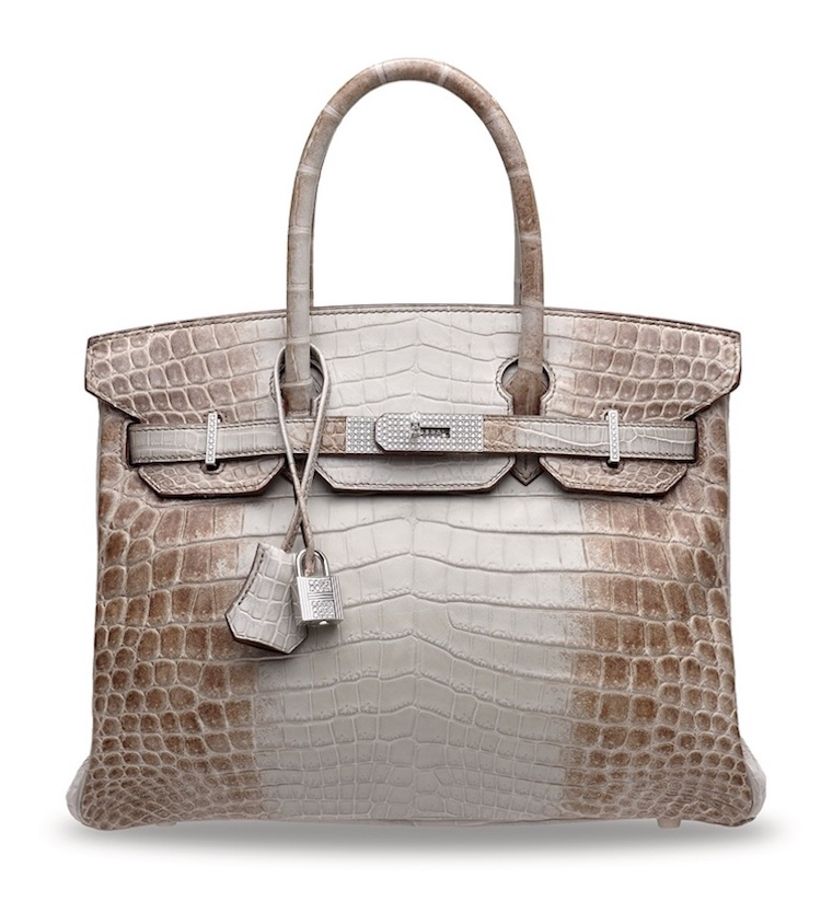 Hermès柏金包拍賣價創新高!佳士得880萬天價售出,穩坐最值得投資品牌寶座!-0