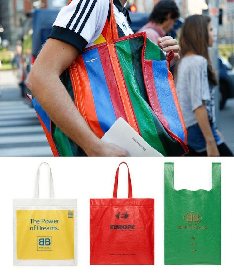 Balenciaga包包推薦這款「購物袋」!萬元隨身尼龍帆布包,買菜、逛街都時髦!-0