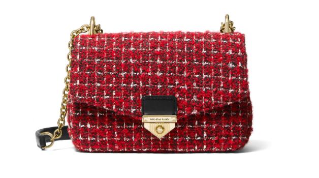 Michael Kors包包家族最炫It Bag !MMK「Soho」包注入紅、金元素,走春焦點非它莫屬-3