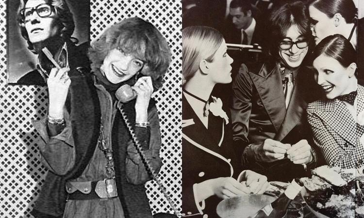 Saint Laurent斥資巨額,回購4000件YSL古著!是什麼樣的魅力,驅使收藏家花30年去愛?-2