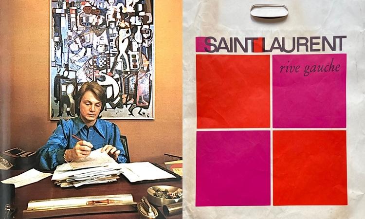 Saint Laurent斥資巨額,回購4000件YSL古著!是什麼樣的魅力,驅使收藏家花30年去愛?-8