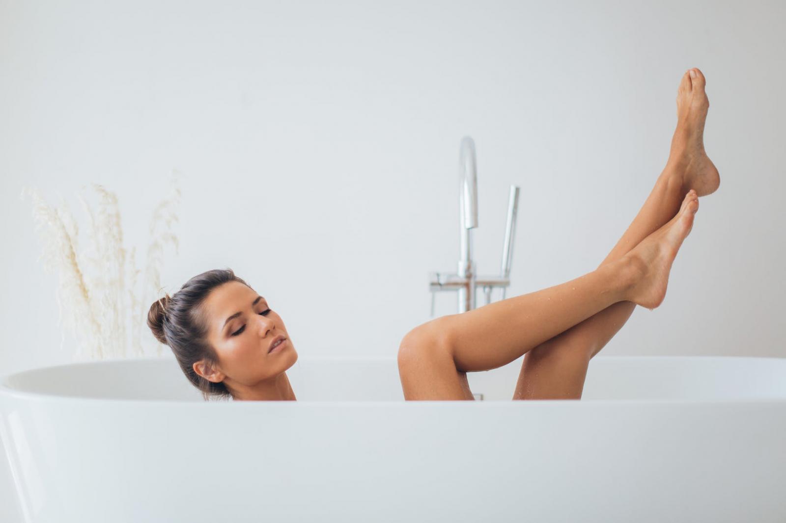 DIY除毛5大重點!洗澡後2小時是黃金時間,外出穿淺色衣服,除毛膏禁忌不要犯-3