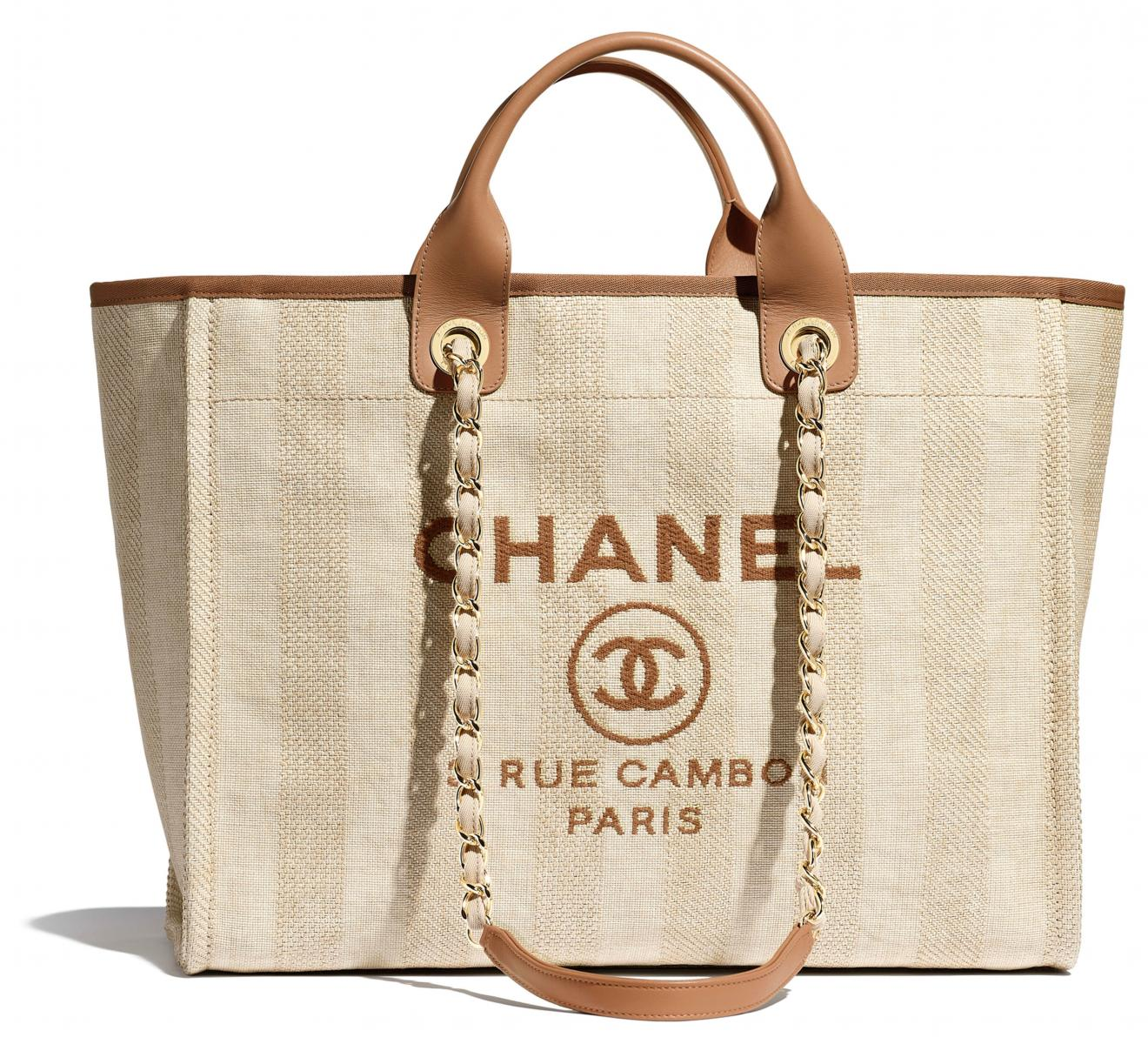 2021帆布包推薦Top10,Chanel、Celine、Dior...全都有,大容量輕旅行首選-0