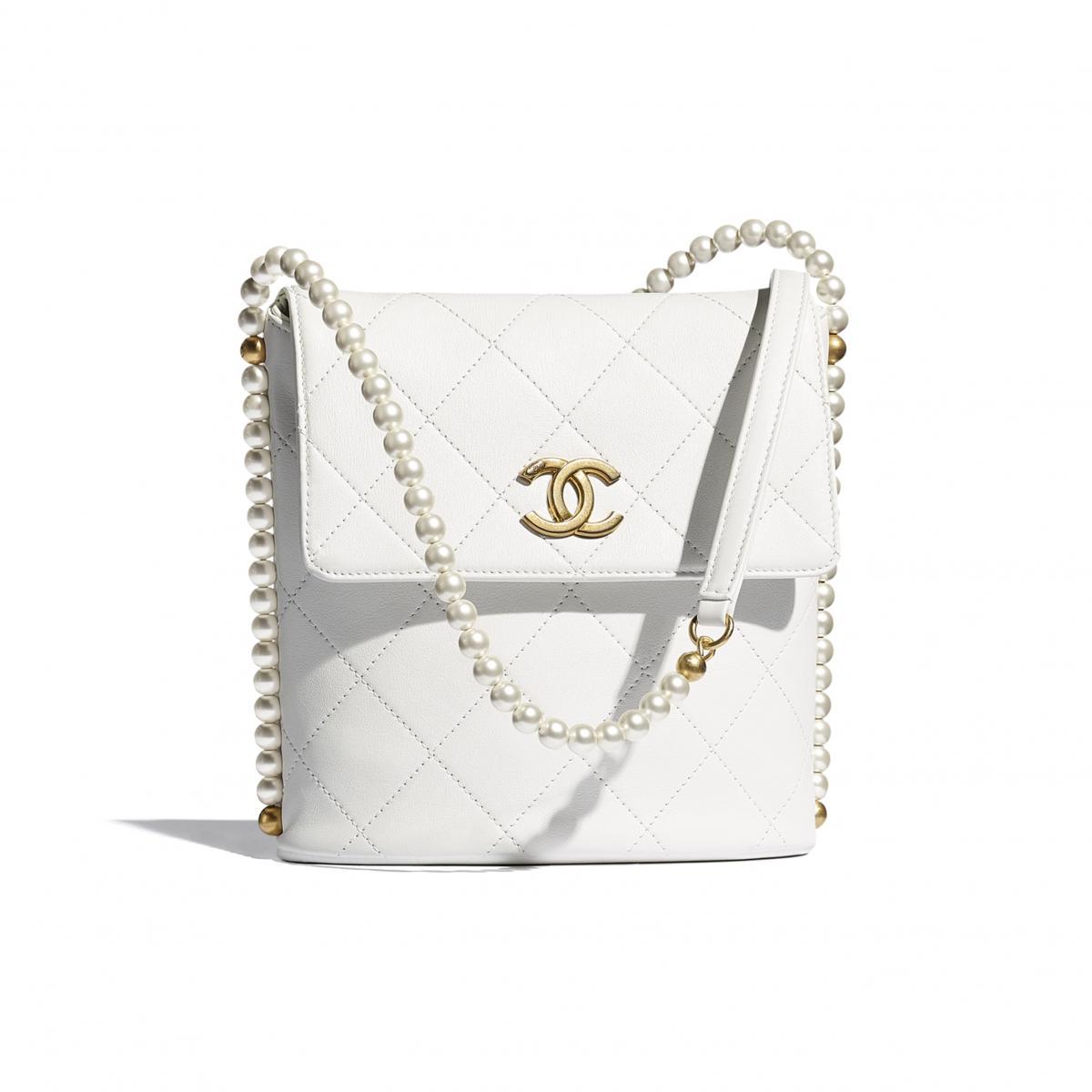白色方包推薦Top10!Chanel、Dior、LV....百搭又經典,第一款精品包就選它!-0