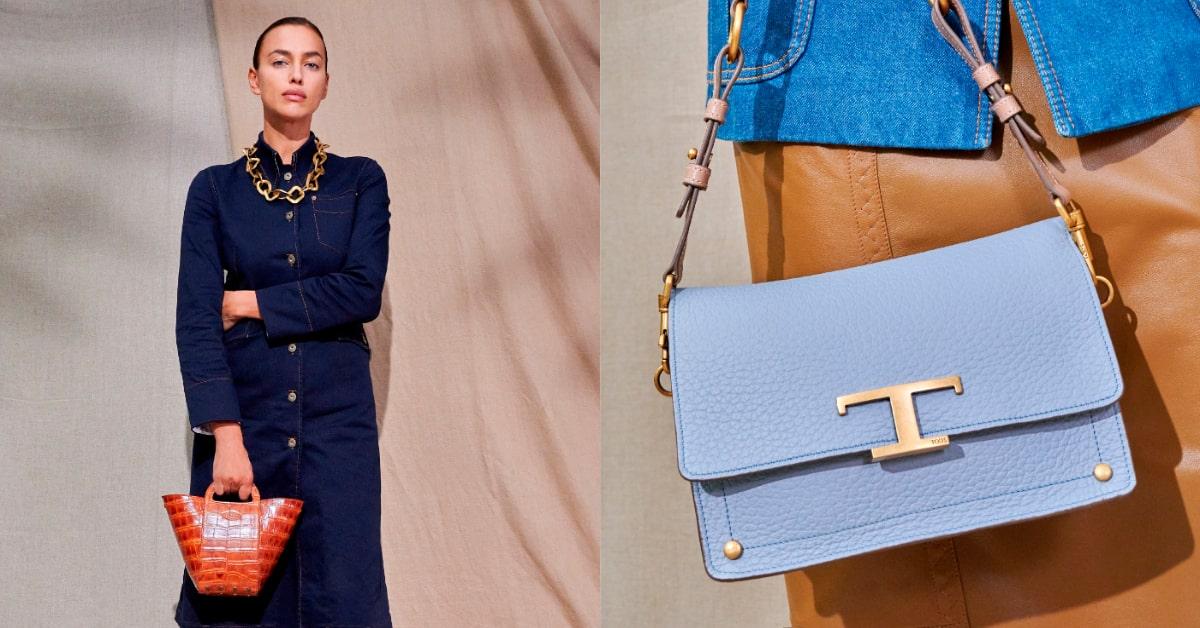 Tod's包包與豆豆鞋搶C位  !「Timeless」、「Shirt Bag」....全新T Logo展現品牌企圖-0