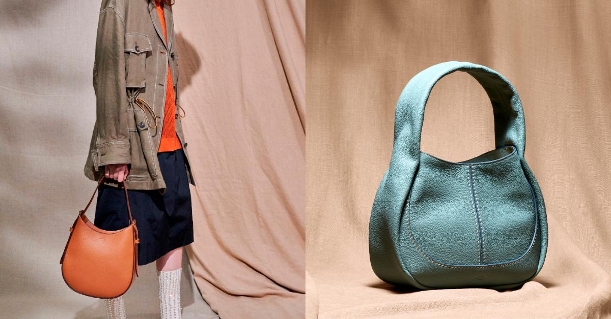 Tod's包包與豆豆鞋搶C位  !「Timeless」、「Shirt Bag」....全新T Logo展現品牌企圖-2