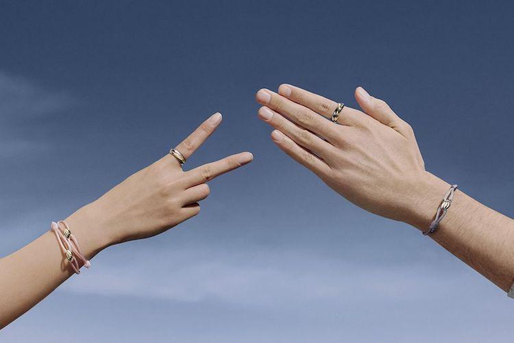 Cartier手環2萬有找!還可終生免費換絲繩,許路兒都搶戴,小資女還等什麼呢?-0